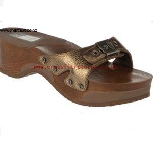 Dr. Scholl's Women's Originality Bronze Sandals